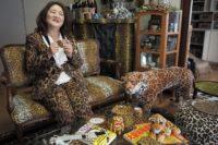 ヒョウ柄を愛するあまりに家中をヒョウ柄にした社長さん宅にうかがいました。